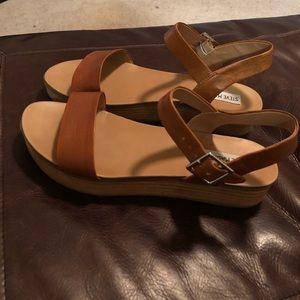 77d190e439 Steve Madden Shoes - Steve Madden Aida Platform Sandals